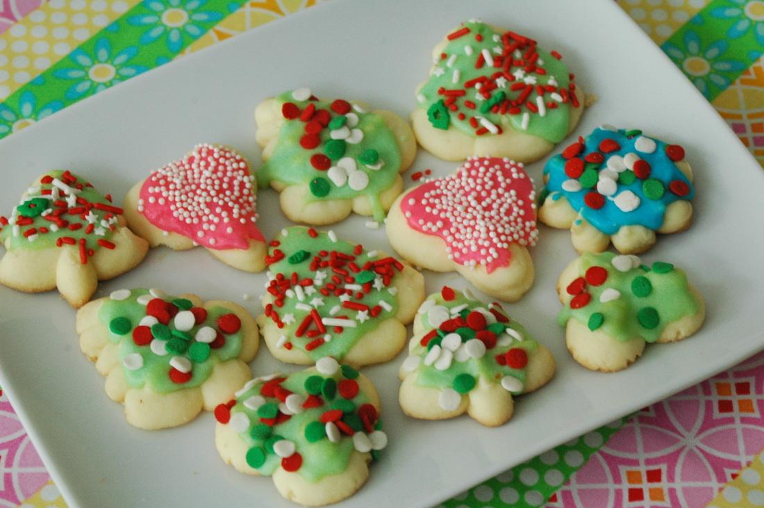 Glutenista's Fabulous Gluten-Free Spritz Cookies